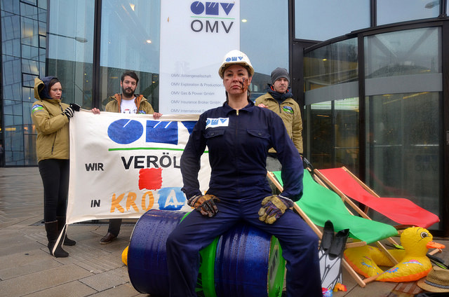 """S.O.S. Adriatic"" calls on OMV to withdraw from signing a contract that will harm the Adriatic"