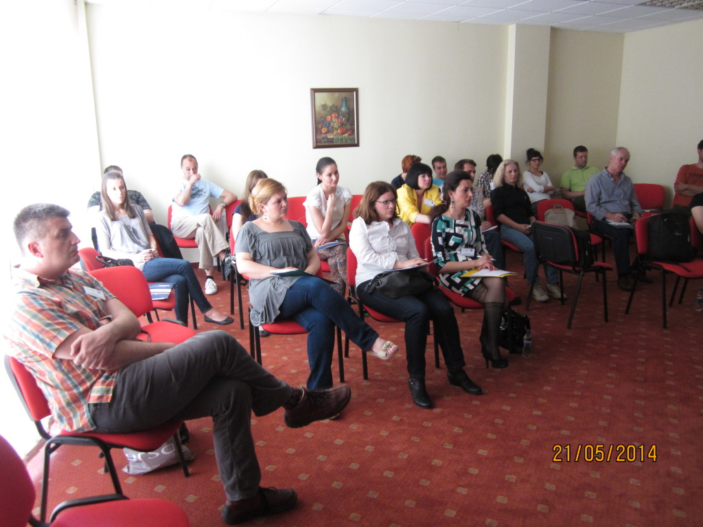 "Seminar ""Succesful planning and implementation of public advocacy campaigns in environmental field"" held in Subotica"