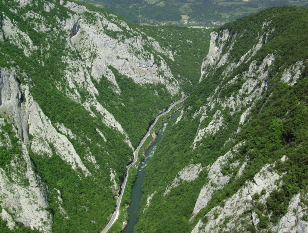 Vrbas River Canyon is safe – what to do next?