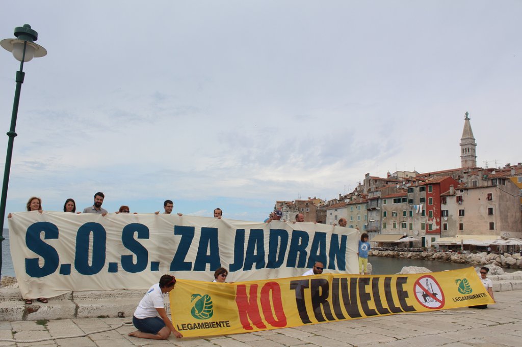 Regional declaration: NO OIL – STOP SEA DRILLING IN THE ADRIATIC