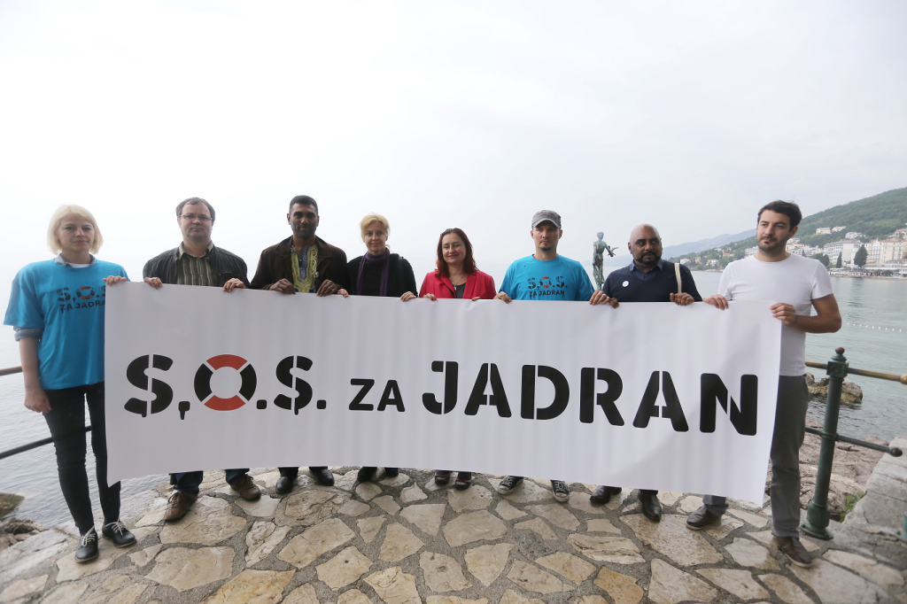 World's biggest environmental organisations give support to the S.O.S. Adriatic campaign