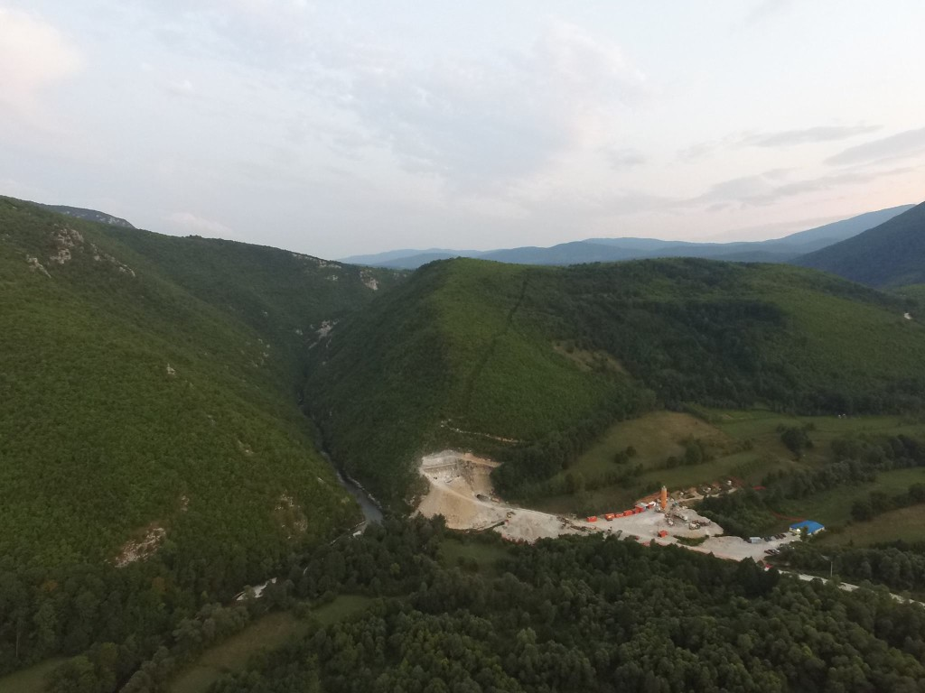 "Hydropower plant ""Medna"" creates one million KM loss"