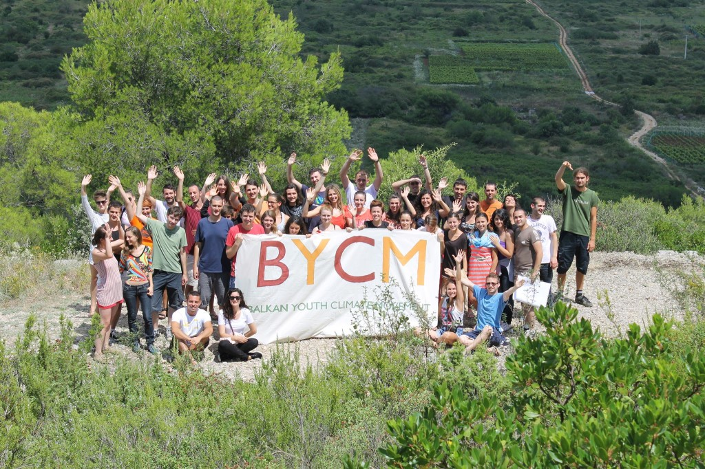 Apply: Balkan Youth Climate Movement camp (25-31 July 2016)