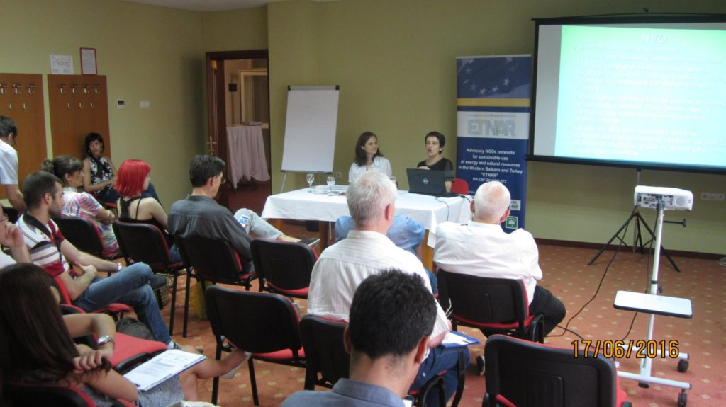 SEMINAR: The EU and Serbia – Environmental legislation and its application in practice