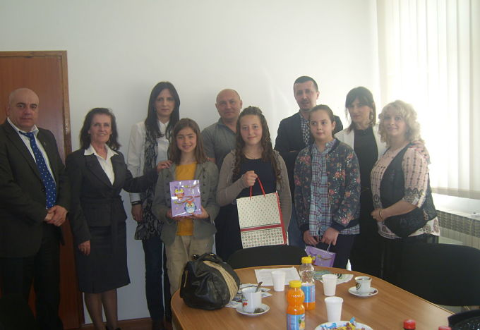 Awards presented to the best young environmentalists from northeastern Montenegro