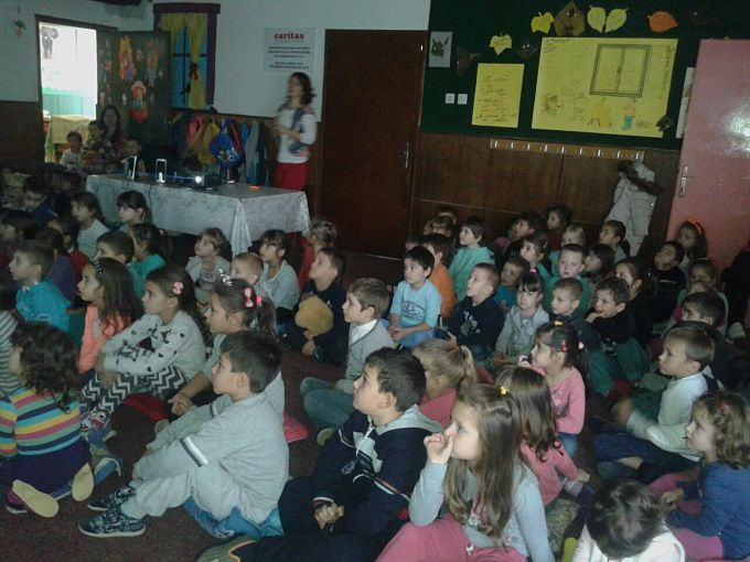 Educating the youngest members of Montenegrin society about sustainable use of water