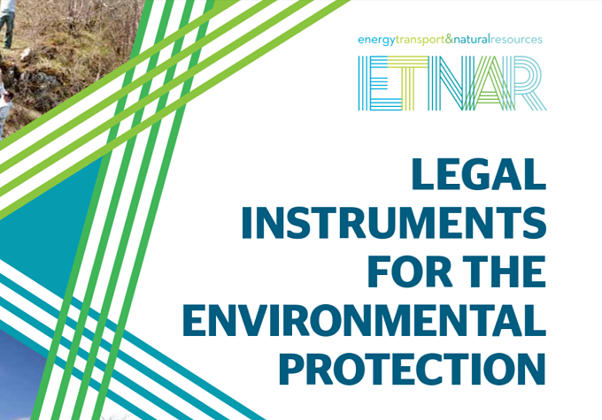 New edition of Legal Instruments for the Environmental Protection
