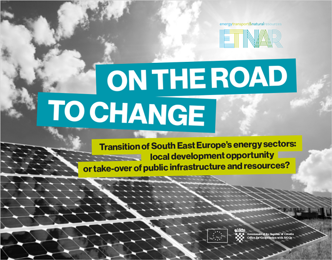 On the Road to Change – SEENET's Position on Energy Transition in the SEE region